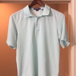 Teal Vineyard Vines Polo